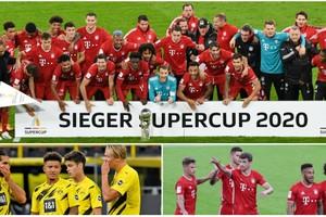 ពានទី៥ក្នុងឆ្នាំ២០២០! Bayern យកឈ្នះ Dortmund ៣-២ លើកពាន German Supercup យប់មិញនេះ (មានវីដេអូ)