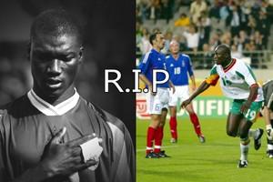 ដំណឹងក្រៀមក្រំ! អតីតខ្សែបម្រើឆ្នើមនៅ Premier League លោក Diop បានទទួលមរណភាព ក្នុងវ័យ៤២ឆ្នាំ ដោយសារតែ…