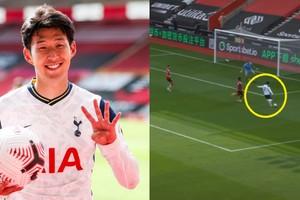 ល្អអីល្អយ៉ាងនេះ! Son ស៊ុត៤គ្រាប់ម្នាក់ឯង ជួយ Spurs លត់ Southampton ៥-២ (មានវីដេអូ)