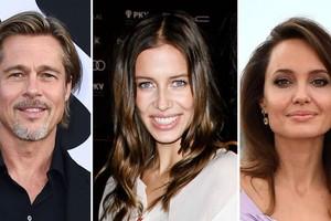 សង្សារក្មេងនិយាយឌឺ Angelina ប៉ុណ្ណឹងហើយ Brad Pitt ធ្វើមិនដឹង