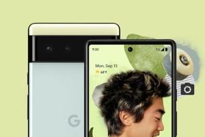 បែកធ្លាយមួយចប់ សូម្បីរូបភាពចលនា Live Wallpapers របស់សេរ៊ី Pixel 6 ក៏ត្រូវបានគេយកមកប្រើបានមុនដែរ