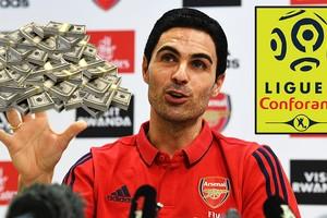 តារាឆ្នើមនៅ Ligue 1 រូបនេះយល់ព្រមមកចូលរួមជាមួយ Arsenal ហើយប៉ុន្តែក្លិបលោក Arteta ត្រូវប្រមូលទុនឲ្យបាន៥៤លានសិន