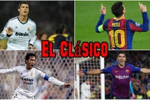 តោះ! មកស្គាល់កីឡាករទាំង១២រូបដែលស៊ុតបានច្រើនគ្រាប់ជាងគេក្នុងការប្រកួត El Clasico កន្លងមក