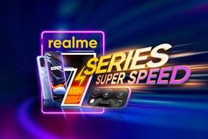 realme 7 series ផ្តល់ឲ្យអ្នកនូវស្មាតហ្វូនកំពូលល្បឿននាថ្ងៃស្អែកនេះ កុំភ្លេចរង់ចាំទាំងអស់គ្នា!