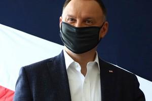ប្រធានាធិបតីប៉ូឡូញ លោក Andrzej Duda ឆ្លងជំងឺកូវីដ-១៩