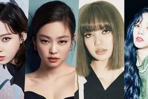 ចំណាត់ថ្នាក់ប្រជាប្រិយភាព សមាជិក Kpop Girl Group ប្រចាំខែ តុលា!