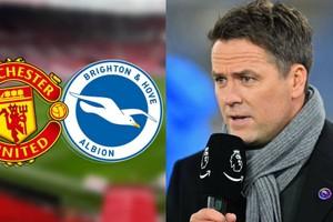 ការប្រកួតរវាង Brighton ទល់នឹង Man UTD នៅល្ងាចនេះ អតីតខ្សែប្រយុទ្ធ Liverpool លោក Michael Owen ទស្សន៍ទាយថា…